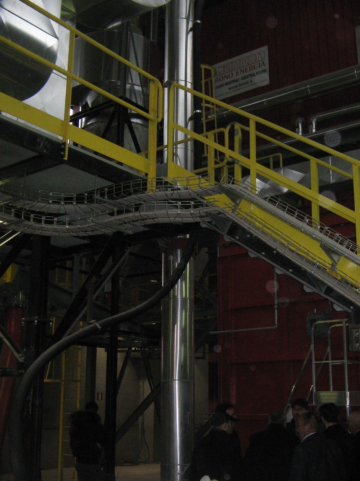 Progetto biomasse programma di sviluppo nel settore for Interno 3 calenzano